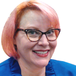 Kathleen Hanover, Certified Go-Giver Speaker